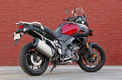 Suzuki V Strom 1000 Review 2014 2014 Suzuki V Strom 1000 Abs Ride Photo Gallery