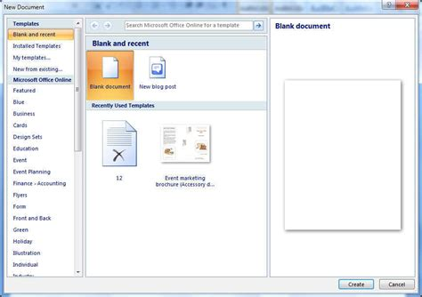 templates on word how to use templates in ms word ubergizmo