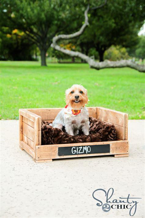 diy puppy shoo diy 12 pet bed shanty 2 chic