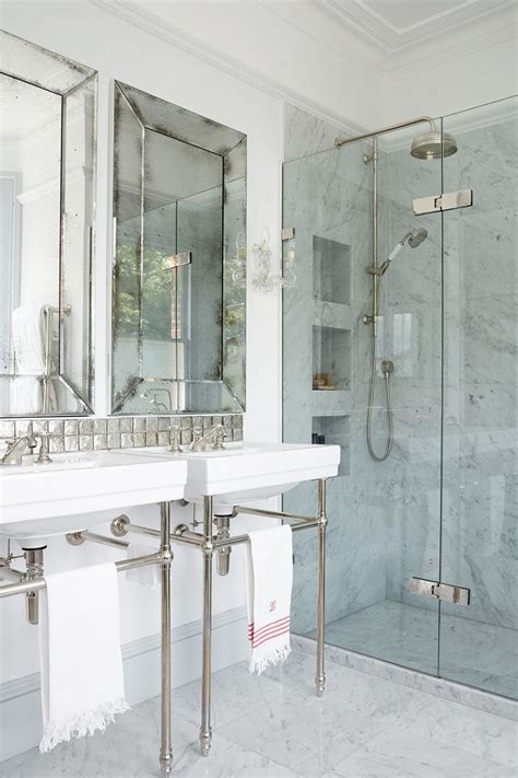 25 best ideas about carrara marble bathroom on