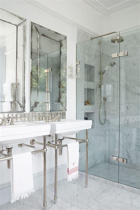 bathroom adds  elegant touch   enhance