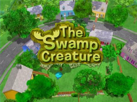 Backyardigans Yeti Call The Sw Creature The Backyardigans Wiki Fandom