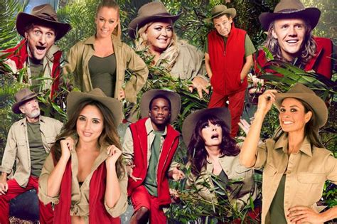 celebrity jungle line up 2017 australia i m a celebrity s gemma collins has dumped boyfriend and