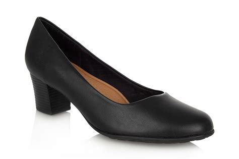 cabin crew shoes piccadilly mid heel cabin crew shoe court shoe 110072