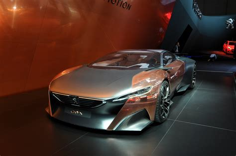 peugeot onyx top speed 2012 peugeot onyx hybrid concept picture 622635 car