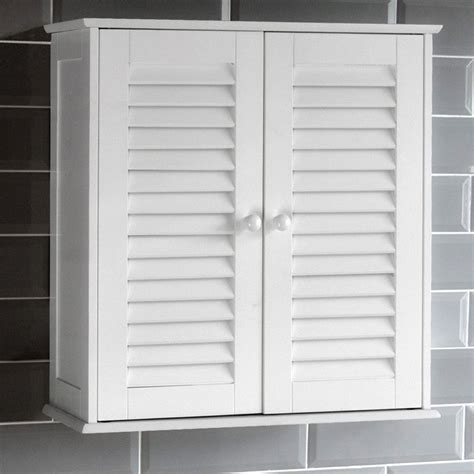 shutter tv wall cabinet bathroom cabinet wall mounted double shutter door white