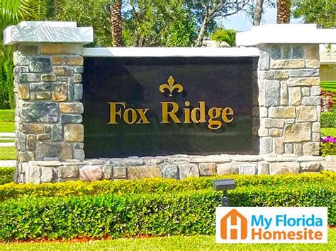 fox ridge estates homes for sale parkland florida real