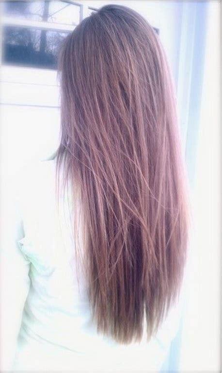 lange haare schnitt schnitt f 252 r lange glatte haare