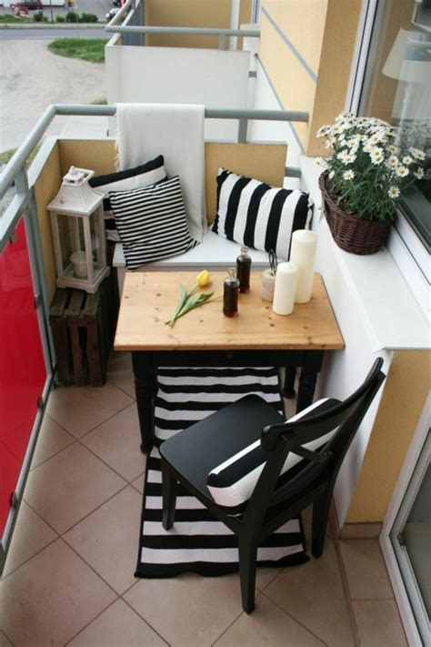 balcony bench diy furniture for small balcony wooden table and bench