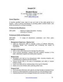 Care Study Essay by Curriculum Vitae Apa Format Nursing Curriculum Vitae