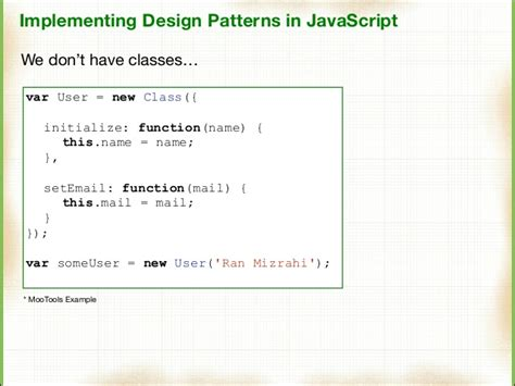 design pattern in javascript how angularjs embraced traditional design patterns