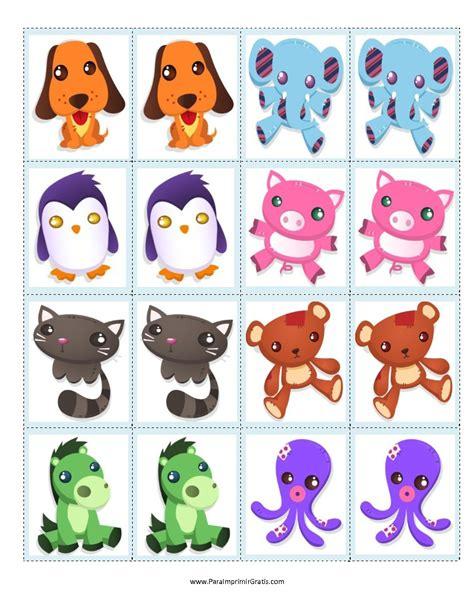 imagenes de niños jugando memoria juego de memoria para imprimir otros pinterest