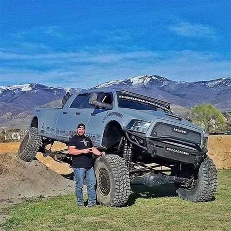 mega truck diesel brothers the 25 best diesel brothers mega ram ideas on pinterest