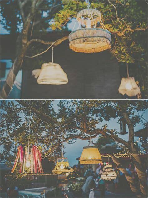 diy vintage glam backyard wedding weddings ceilings