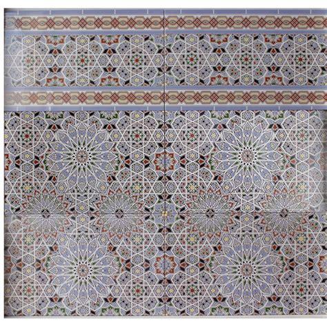 fliese orientalisch marokkanische fliesen rabat orientalische len