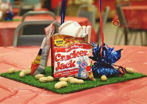 baseball themed pictures baseball themed party centerpiece baseball pinterest