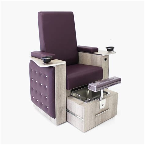rem natura bliss pedispa chair direct salon furniture
