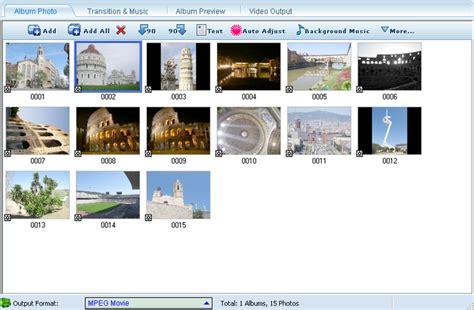 membuat video online dari foto software membuat video dari foto