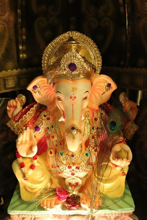 Shree Ganesh Decoration by 73 Best Images About Ganpati Bappa Decoration At Home On