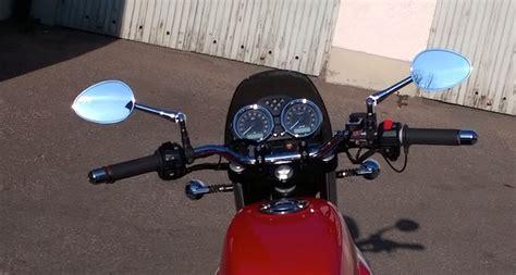 Motorrad Spiegel Verstellt Sich by Magazi Universalspiegel Seite 2
