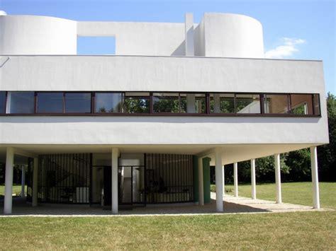 ribbon windows villa savoye a poissy architectural holidays