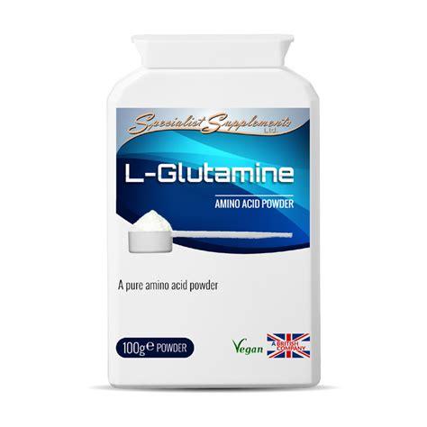 supplement l glutamine l glutamine health supplements