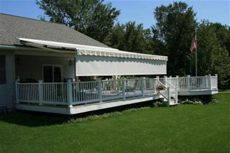 roof mounted retractable awning retractable awnings westchester county ny gs s awnings