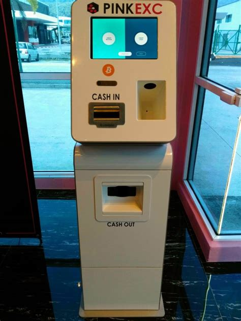 Closet Atm by Bitcoin Atm In Ipoh Pinkexc M Sdn Bhd