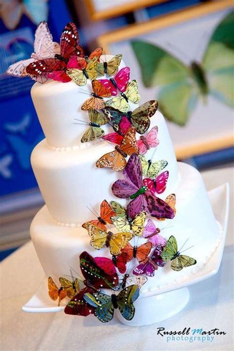 Butterfly Wedding by Best 20 Butterfly Wedding Cake Ideas On