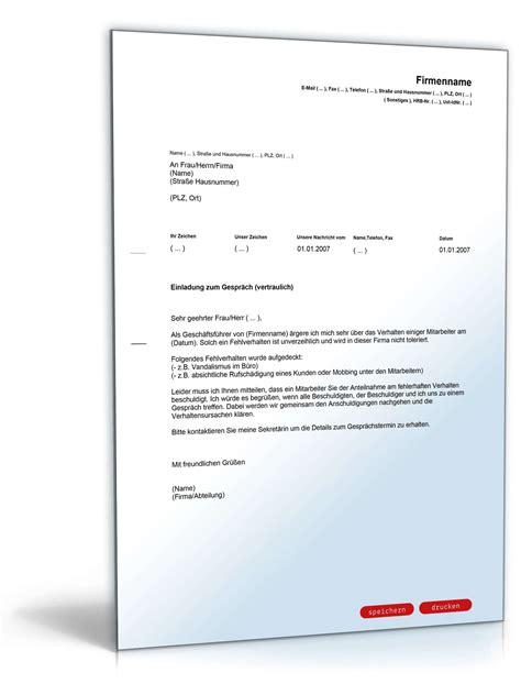 Musterbrief Geschäftspartner Ruhestand Einladung Vertraulicher Gespr 228 Chstermin Englisch