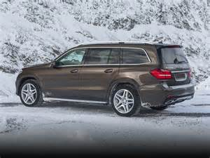 Gls Mercedes Suv 2017 Mercedes Gls Class Price Photos Reviews