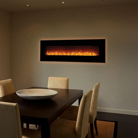 Dining Room Wall Decorations Fireplace Xtrordinair 64ef Electric Fireplace Insert