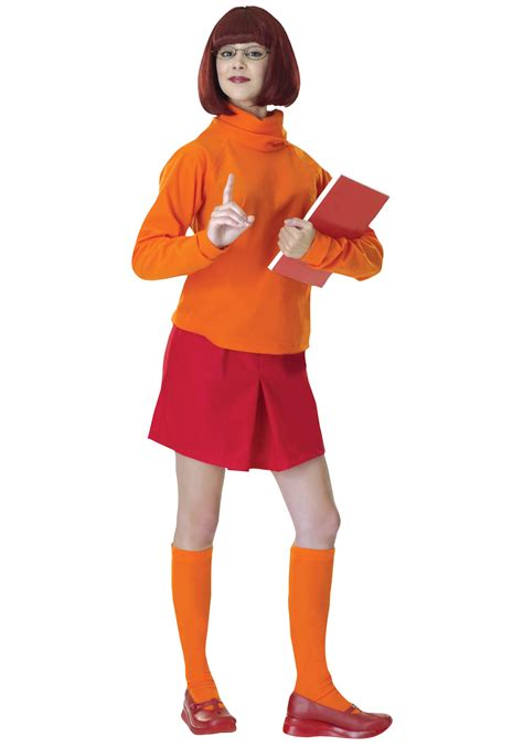 comfortable halloween costumes for adults adult velma costume
