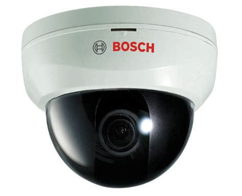 Cctv Bosch vdc 250f04 10 dome 3 8mm lens pal