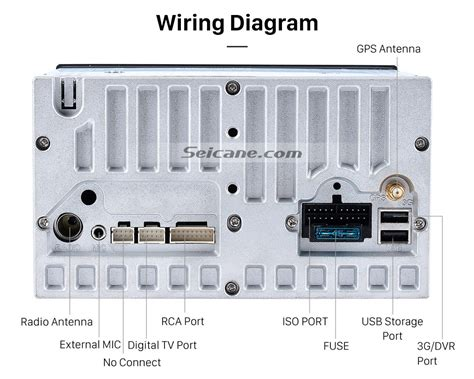 universal car stereo wiring diagram wiring diagram 2018