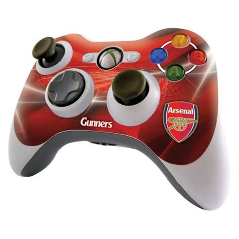 arsenal xbox controller skin buy arsenal xbox 360 controller skin from our all gaming