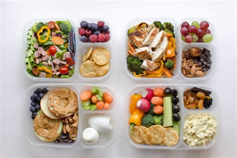 easy  prepare  healthy lunch ideas  pack  work