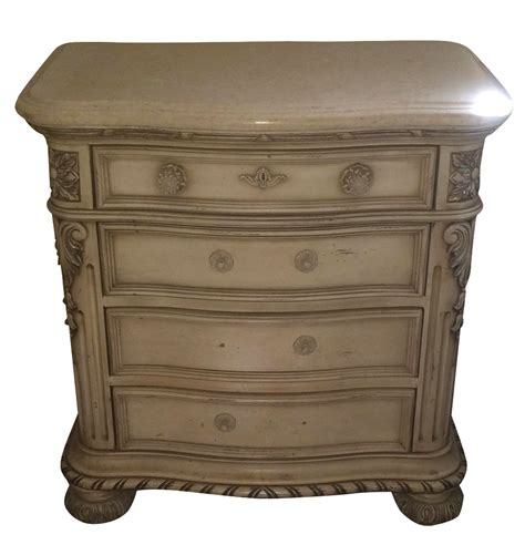colored nightstand colored marble nightstand chairish