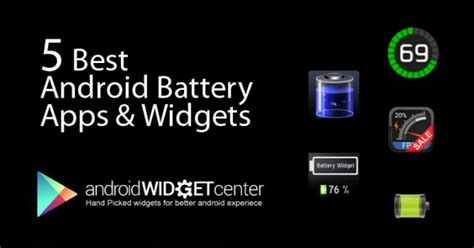 best android battery app 5 best android battery app widget aw center