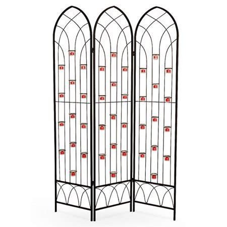 Outdoor 6' Candle Screen With 39 Votive Holders   Walmart.com
