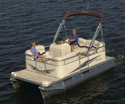 16 ft pontoon boat for sale 2006 16 foot manitou spirit pontoon boat for sale in