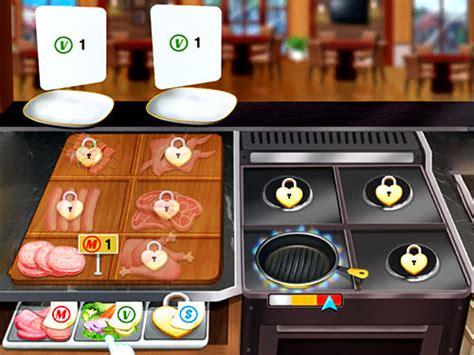 jeu de cuisine a telecharger kitchen cooking madness pour android 224 t 233 l 233 charger