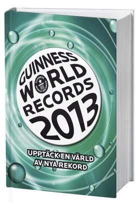 guinness world records 2013 1904994865 guinness world records 2013 bonnier fakta