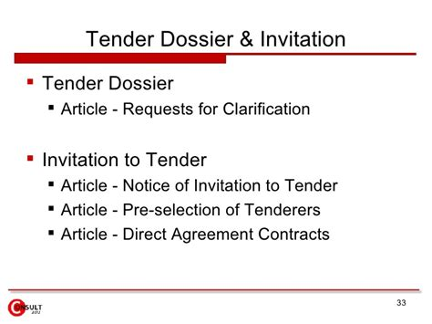design dossier definition definition invitation to tender image collections