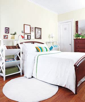 new tricks for the bedroom designate new roles 23 decorating tricks for your bedroom real simple