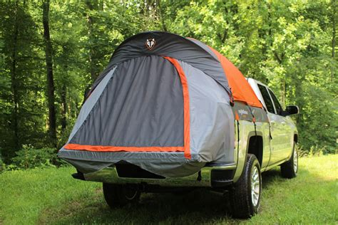 truck bed tents rightline gear 110765 mid size short bed truck tent 5