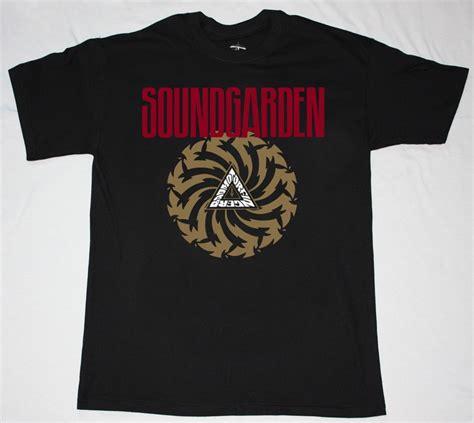 Audioslave Logo 1 T Shirt soundgarden badmotorfinger 92 audioslave grunge seattle