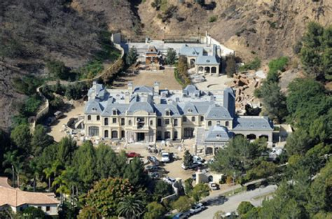 mark wahlberg house updated aerial pics of mark wahlberg s 34 000 square foot beverly hills mega mansion