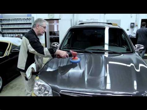 Autolack Mit Zahnpasta Polieren by Anleitung Polieren Mit Der Rotationspoliermaschine Flex