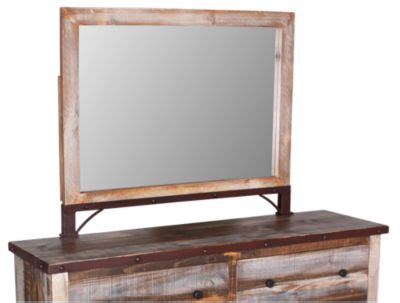 int l furniture antique collection mirror homemakers
